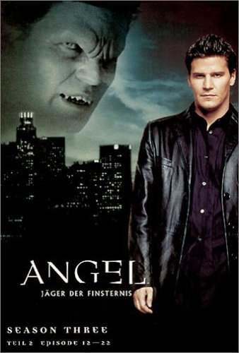 Angel - Jäger der Finsternis Season 3.2 -- via Amazon Partnerprogramm