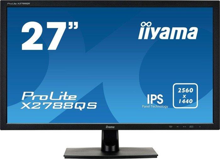 """iiyama ProLite X2788QS-B1, 27"""""""