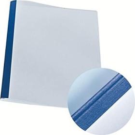 Leitz thermal cover A4, 150µm, matte blue, 30 sheets, 100 pieces (39241)