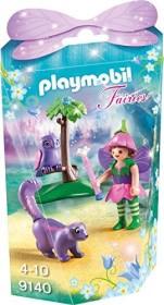playmobil Fairies - Feenfreunde Eule & Stinktier (9140)