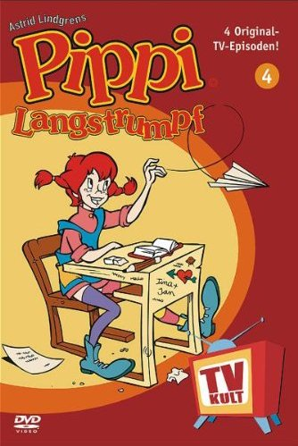 Pippi Langstrumpf Vol. 4 (animation) -- via Amazon Partnerprogramm