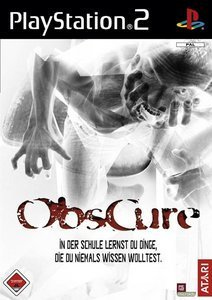 Obscure (German) (PS2)