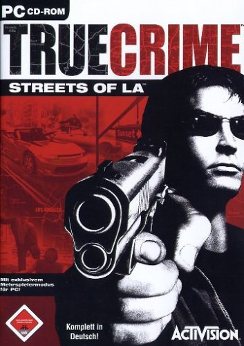 True Crime: Streets of L.A. (niemiecki) (PC) -- via Amazon Partnerprogramm