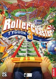 RollerCoaster Tycoon 3 (German) (PC)