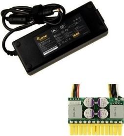 Mini-Box PicoPSU-160-XT + 120W Adapter Power Kit, 120W extern