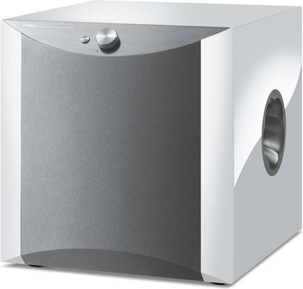 Yamaha NS-SW1000 weiß hochglanz