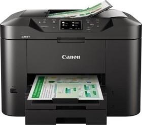 Canon MAXIFY MB2755, Tinte, mehrfarbig (0958C028)