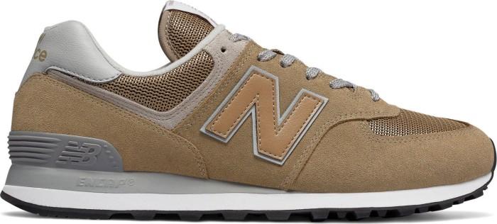Details zu New Balance ML 574 EBE Schuhe Freizeit Sport Sneaker Turnschuhe hemp ML574EBE