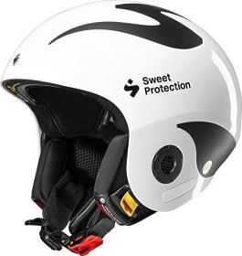 Sweet Protection Volata Helm gloss white (840062-GSWHT)