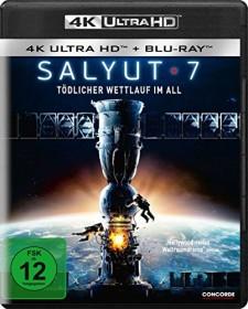 Salyut 7 (4K Ultra HD)
