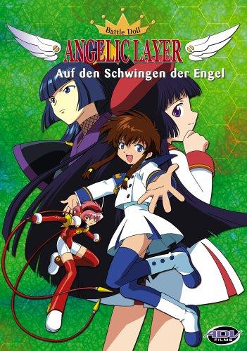 Angelic Layer Vol. 2: Auf den Schwingen der Engel -- via Amazon Partnerprogramm