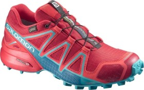 Salomon Speedcross 4 GTX barbados cherry/poppy red/deep lagoon (Damen)