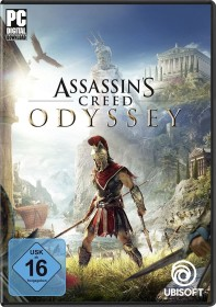 Assassin's Creed: Odyssey - Season Pass (Download) (Add-on) (PC)
