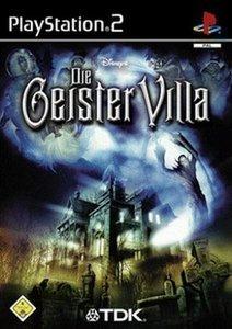 Disney's: Die Geistervilla (German) (PS2)