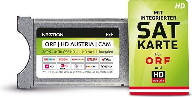 Orf Karte Kosten.Neotion Orf Hd Austria Cam Mit Sat Karte Fur Orf Ab 54 90