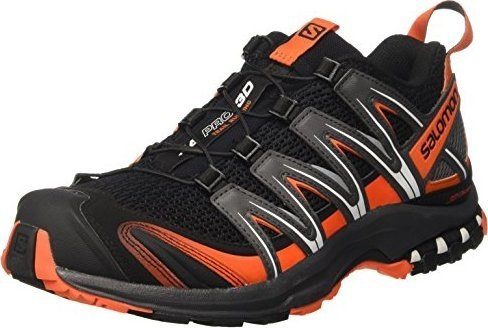 Salomon XA Pro 3D blackdark cloudtomato red