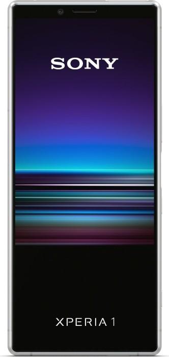 Sony Xperia 1 Dual-SIM weiß