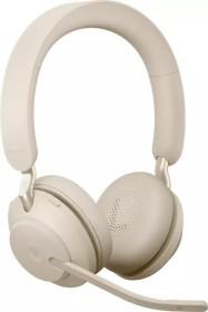 Jabra Evolve2 65 - USB-A UC Stereo beige (26599-989-998)