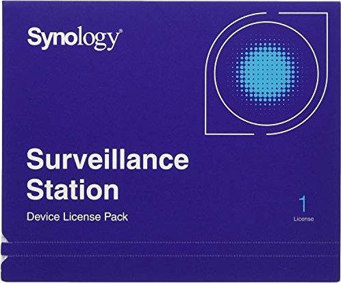 Synology: Camera Licence Pack, 1 użytkownik (angielski) (PC) -- via Amazon Partnerprogramm