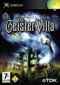 Disney's: Die Geistervilla (deutsch) (Xbox)