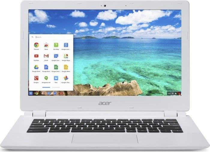 Acer Chromebook 11 CB5-132T-C0DF weiß, UK (NX.G54EK.003)