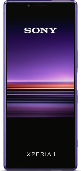 Sony Xperia 1 Dual-SIM violett