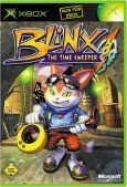 Blinx: The Time Sweeper (niemiecki) (Xbox)