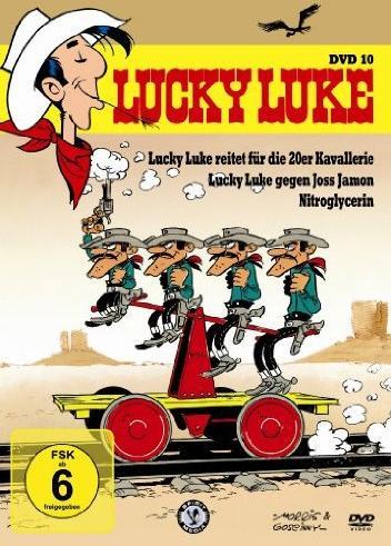 Lucky Luke - Die Serie Vol. 10 -- via Amazon Partnerprogramm