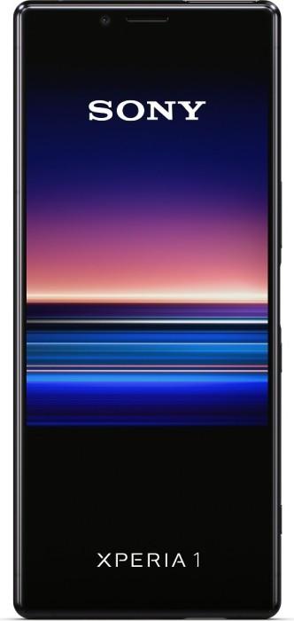 Sony Xperia 1 Dual-SIM schwarz