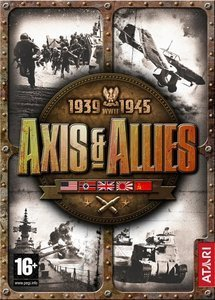 Axis & Allies (German) (PC)