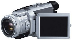 Panasonic NV-GS400 srebrny