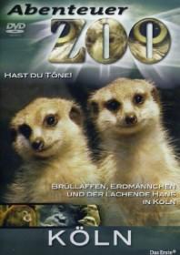 Abenteuer Zoo - Köln (DVD)