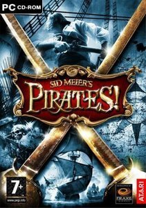 Sid Meier's Pirates! (German) (PC)