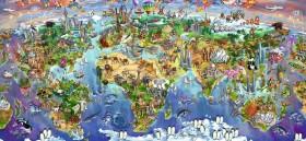 Ravensburger Puzzle Wunder der Welt (16698)