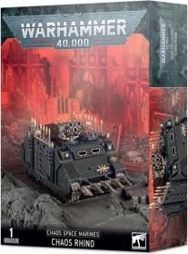 Games Workshop Warhammer 40.000 - Chaos Space Marines - Chaos Rhino (99120102092)