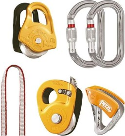 Petzl Crevice rescue kit