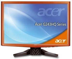 "Acer Predator G243HQoid Orange, 23.6"" (ET.UG3HE.002)"