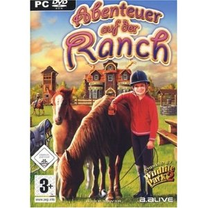 adventure on der Ranch (German) (PC)