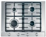 Miele KM 2010 gas hob self-sufficient