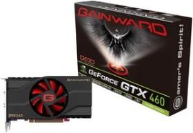 Gainward GeForce GTX 460, 768MB GDDR5, 2x DVI, Mini HDMI (1145)