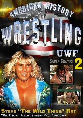 American History of Wrestling - UWF 2 -- via Amazon Partnerprogramm