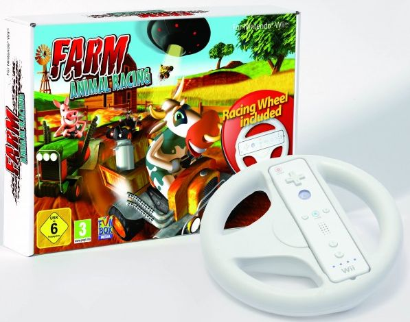 Farm Animal Racing Bundle (deutsch) (Wii)