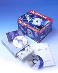 TEAC CD-W516EK retail