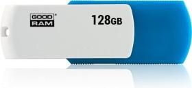 goodram UCO2 ColorMix 128GB blau/weiß, USB-A 2.0 (UCO2-1280MXR11)
