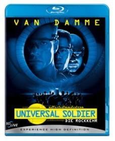 Universal Soldier - Die Rückkehr (Blu-ray)