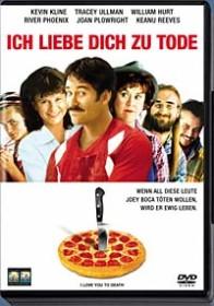 Ich liebe dich zu Tode (DVD)