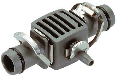 Gardena micro Drip-System t-reducer 13mm, 4.6mm, 5 pieces (8333)