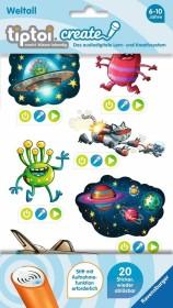 Ravensburger tiptoi Create Sticker Weltall (55483/00910)