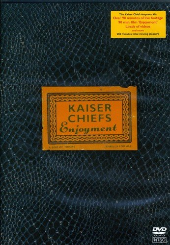 Kaiser Chiefs - Enjoyment -- via Amazon Partnerprogramm