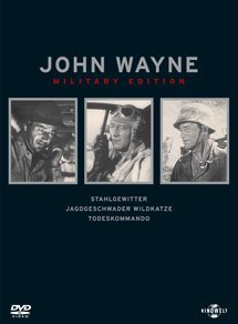 John Wayne Military Edition (Stahlgewitter/Jagdgeschwader Wildkatze/...)